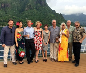 Jazzdagen Cruise in Tahiti on Moorea